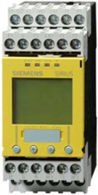 Siemens SIRIUS 3TK2810-1 - новое блок-реле для контроля скорости машины и параметров простоя!