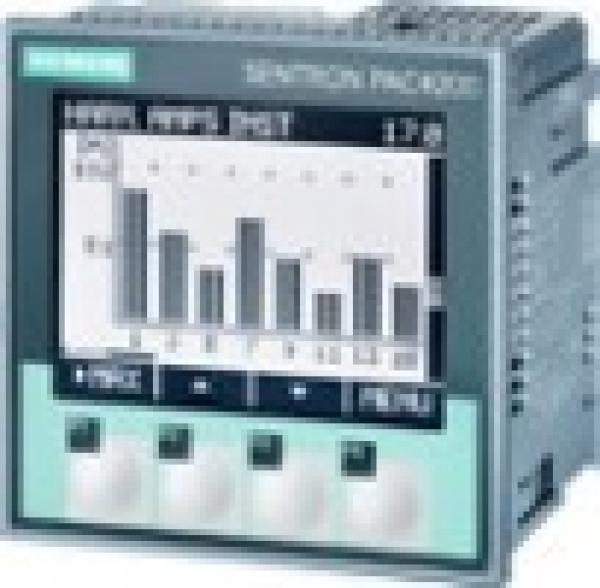 Siemens SENTRON PAC4200 - измерение энергопотребления и определение качества сети!